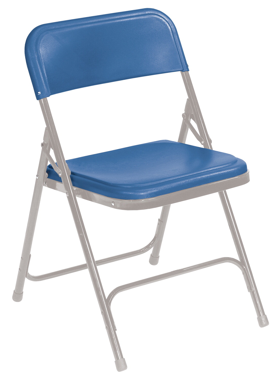 National Public Seating 800 Series Premium Lightweight Folding Chair, 18-3/4 x 20-3/4 x 29-3/4 Inches, Various Options