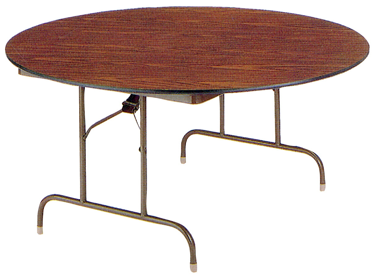 Correll Fixed Height Folding Table