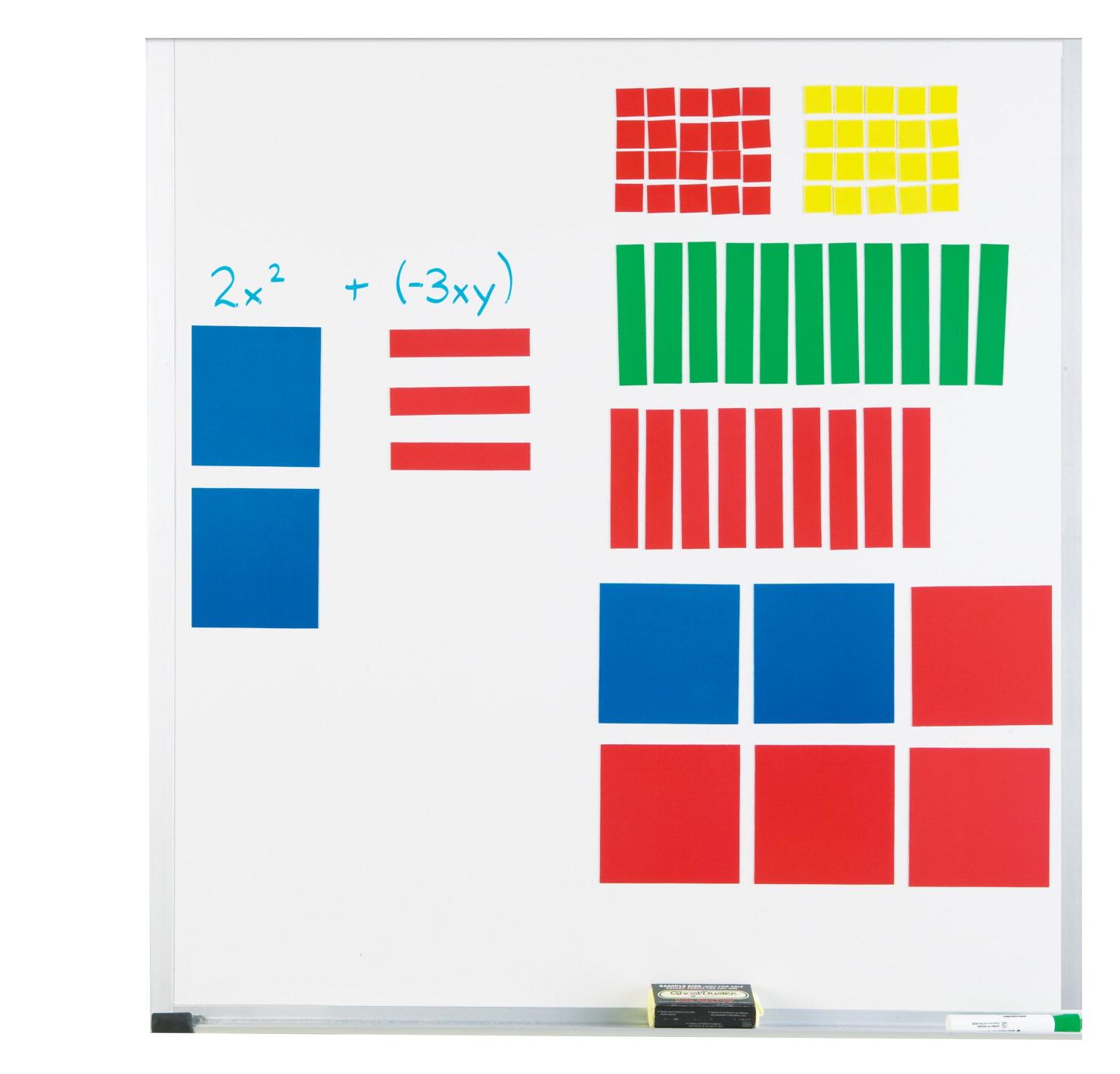 algebra tile template - algebra tile school specialty canada