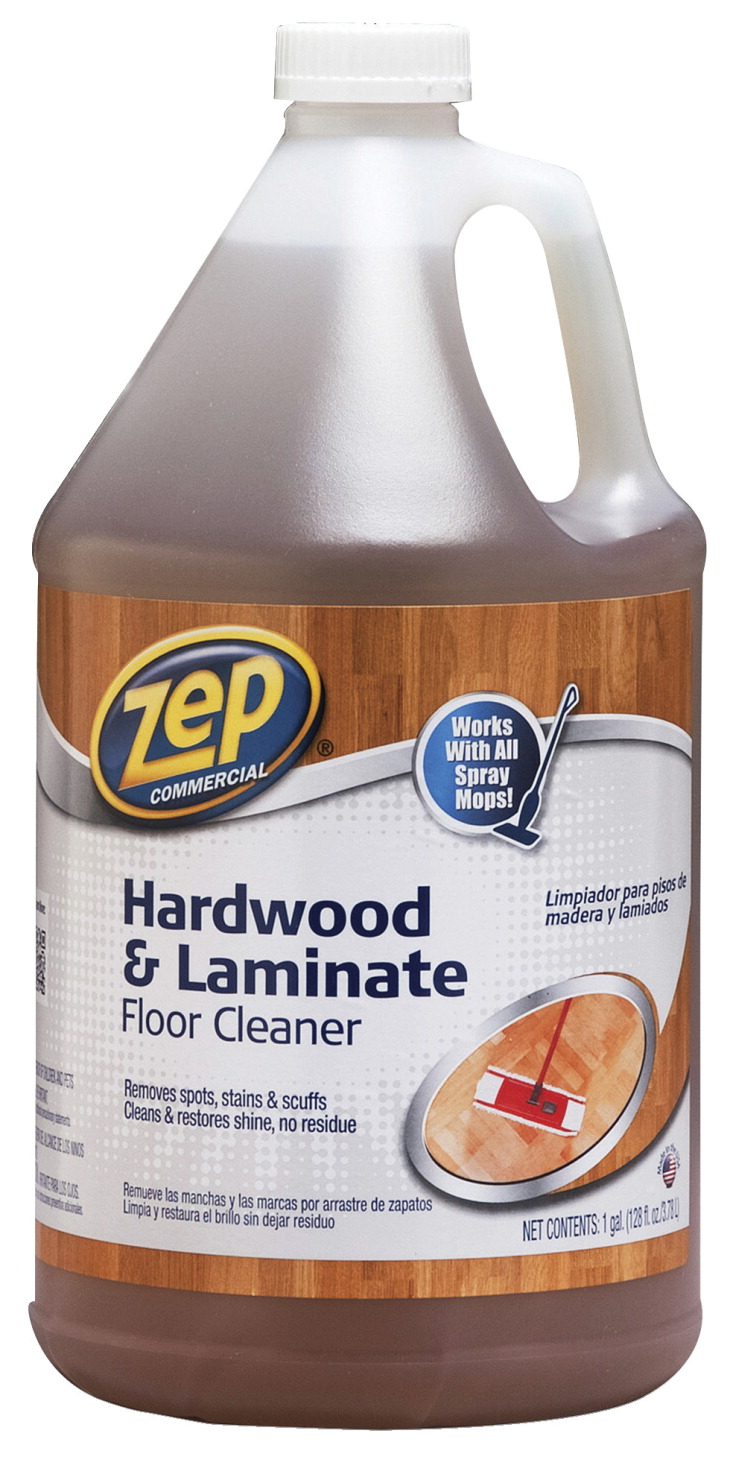 Zep Floor Cleaner, 1 gal Refill