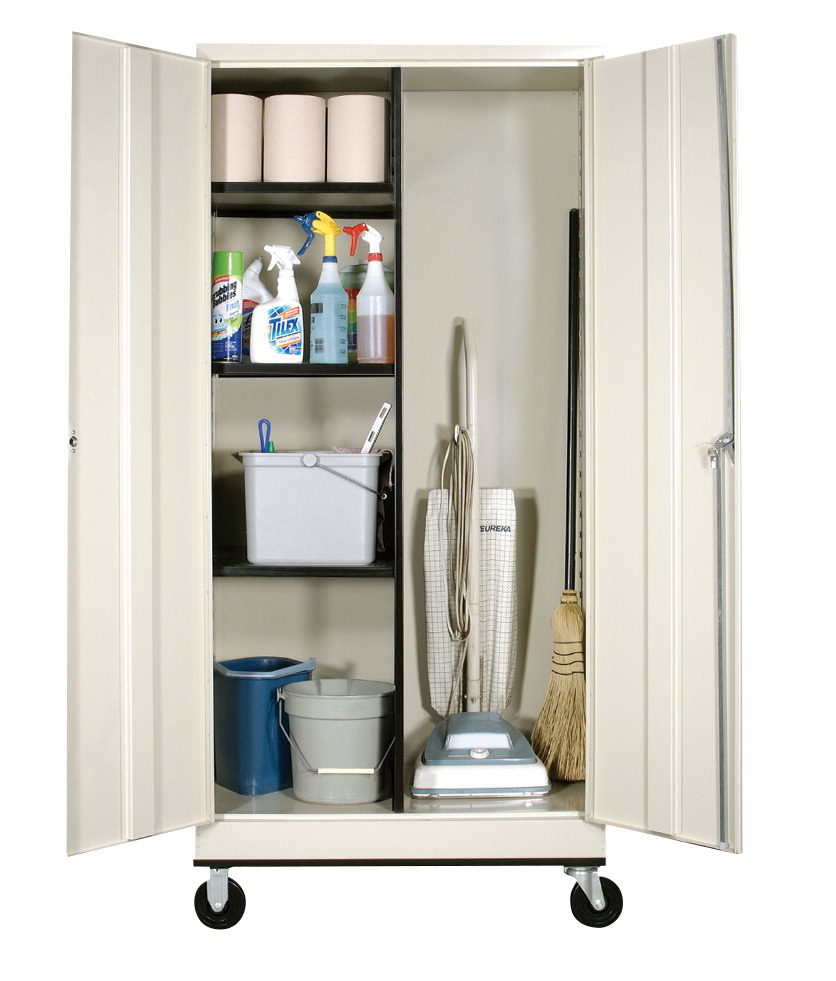 janitorial lowes storage for inspirations lawn cabinets at stunning wood harbor freight photos outside cabinet