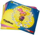 Sportime KinetiKidz Movement Posters and Activity Guide