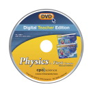 CPO Science Physics A First Course Teachers Guide 2nd Edition Teacher Edition DVD