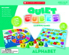Alphabet Games, Alphabet Activities, Alphabet Learning Games Supplies, Item Number 1388689