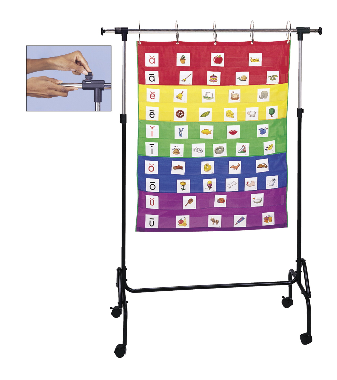 Pocket chart stand school specialty marketplace