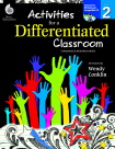 Differentiated Instruction Strategies, Differentiated Instruction Resources Supplies, Item Number 1400893