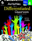 Differentiated Instruction Strategies, Differentiated Instruction Resources Supplies, Item Number 1400895