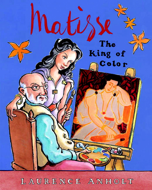 School Specialty Book, Matisse the King of Color
