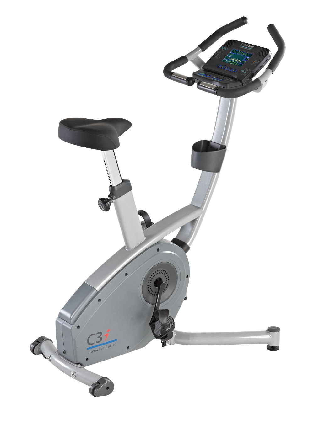 Lifespan Fitness C3i Upright Stationary Exercise Bike
