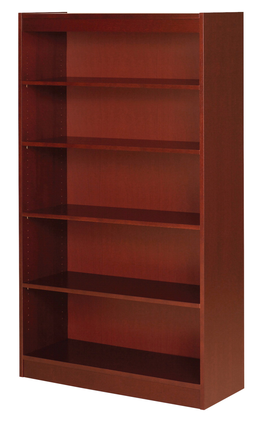 Classroom Select Bookcase, 5 Shelves, 36 x 12 x 60 Inches, Wood Veneer, Various Options
