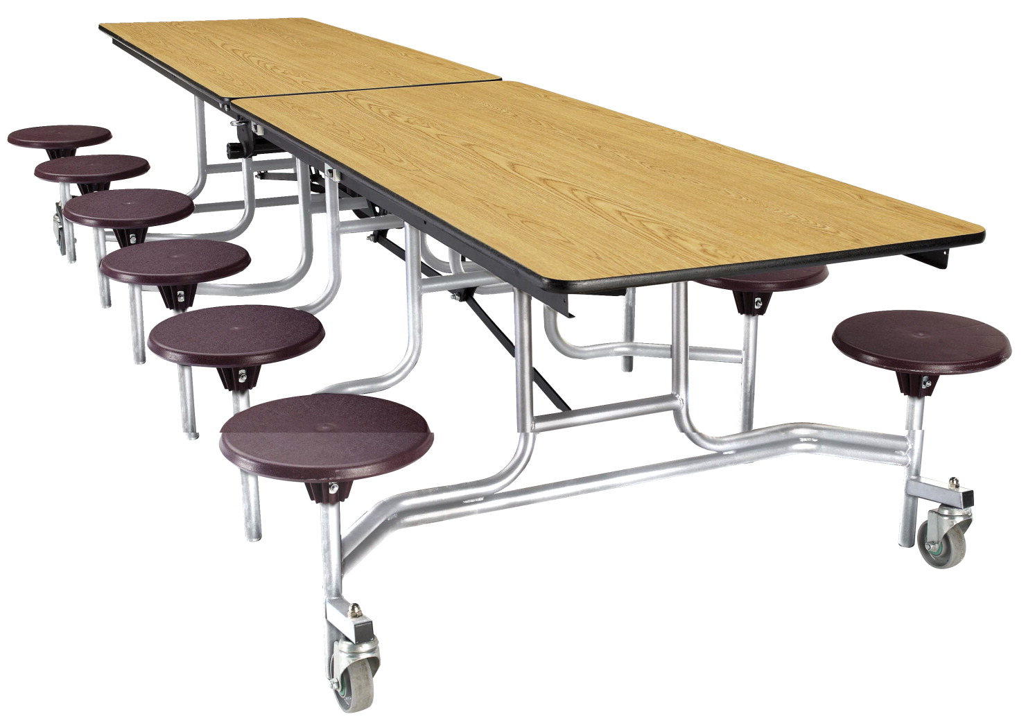 Classroom Select Mobile Table SCHOOL SPECIALTY CANADA - 12 foot picnic table