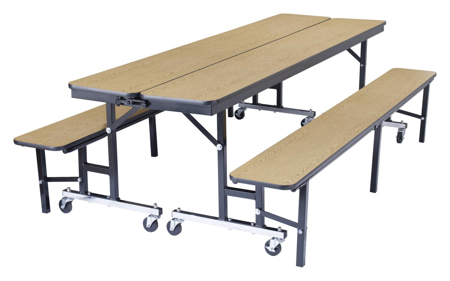 Convertible Cafeteria Bench Table School Specialty Canada