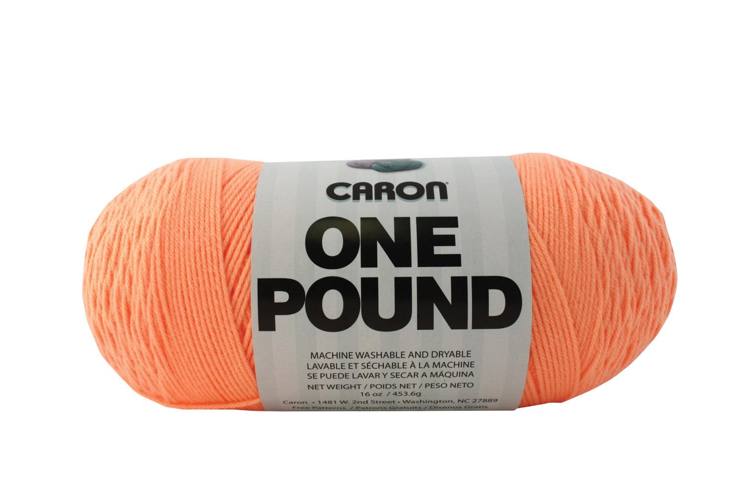 3 oz 167 yd Hot Lime Phentex Olefin Dryable Machine Washable Craft Yarn
