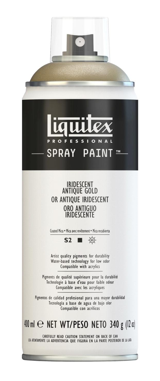 Liquitex Iridescent Spray Paint