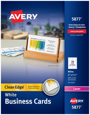 Avery Template 5877 from store.schoolspecialty.com