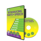 Didax Introducing Parts of Speech Interactive CD for Grades 1 to 4