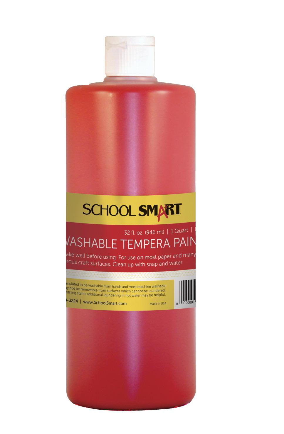 school smart tempera paint purple school specialty. Black Bedroom Furniture Sets. Home Design Ideas
