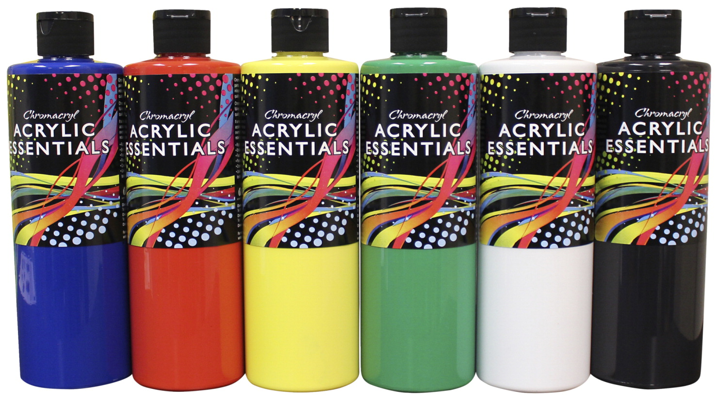 Acrylic essential set classroom direct for Chroma acrylic mural paint review