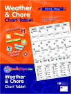 Chart Tablets, Chart Supplies, Item Number 1440265