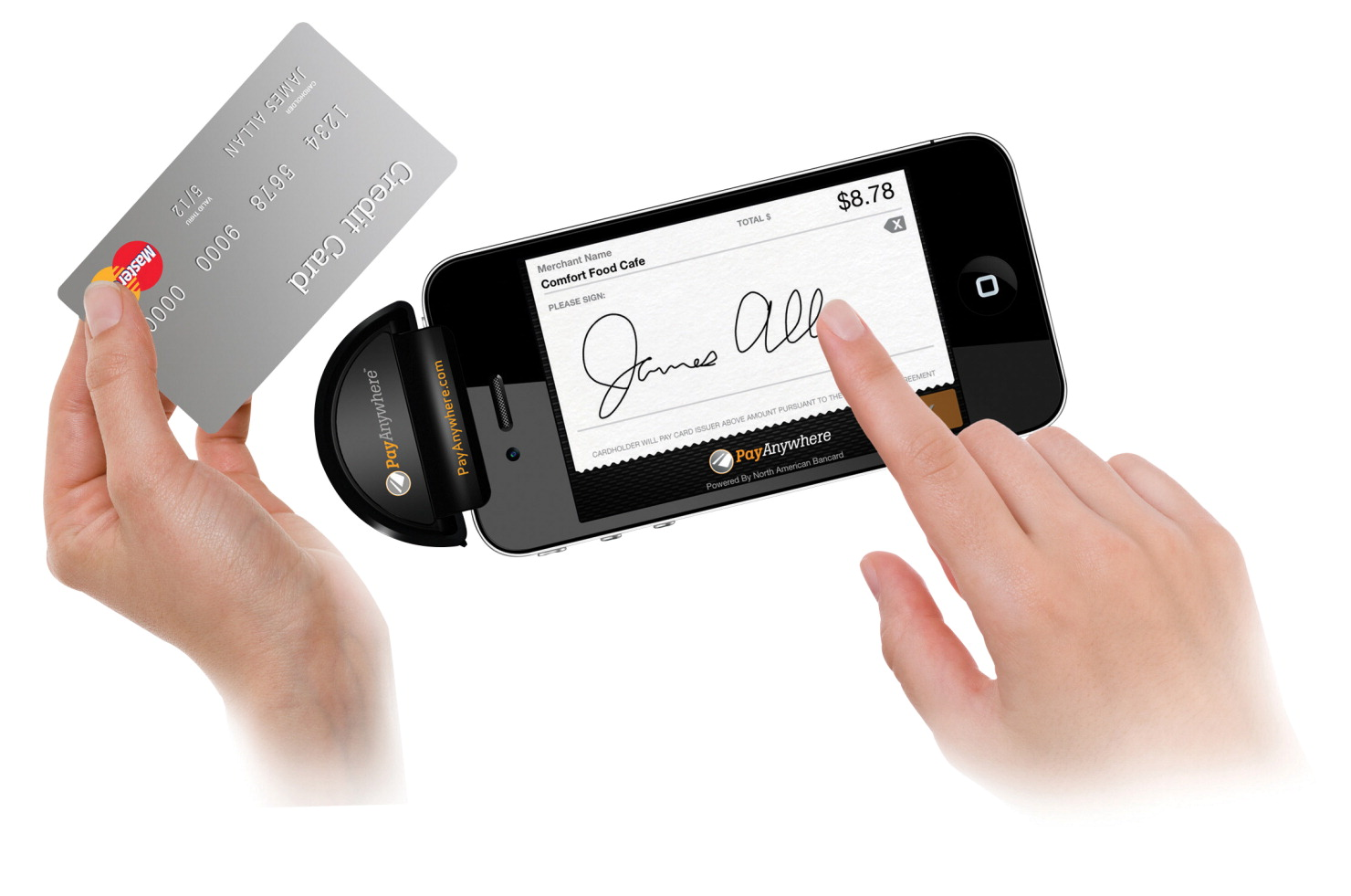 Payanywhere Mobile Credit Card Reader