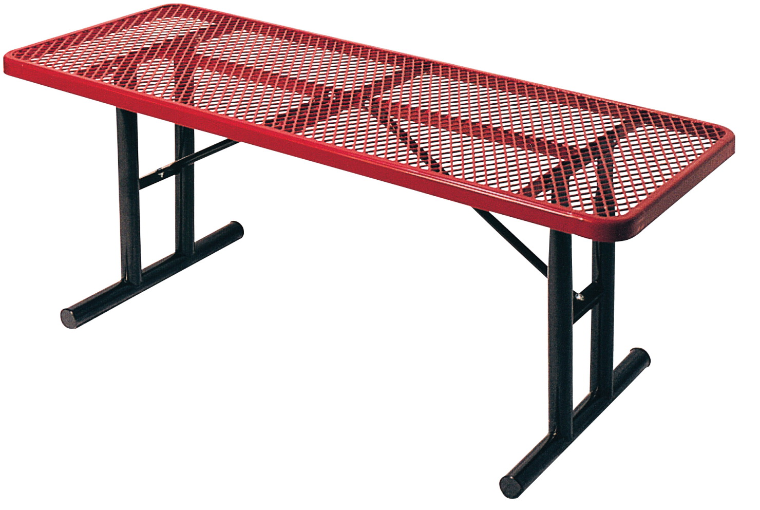 UltraSite UltraCoat Thermoplastic Utility Table, Diamond Pattern, 72 X 28-15/16 x 28-15/16 Inches, Various Options