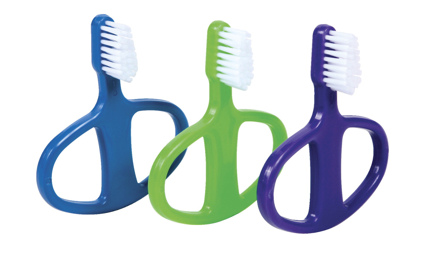 Preventive Dental Specialties Toddler Transitional Brushes Set