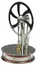 Low Temperature Differential Stirling Engine