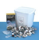 Delta Education Hands-On Rocks and Minerals Exploration Kit
