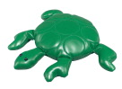 Abilitations Tote Around Turtle Weighted Lap Animal, 10 L x 6 W in, Assorted Colors