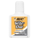 White Out, White Out Correction Fluid, Correction Fluid, Item Number 061458