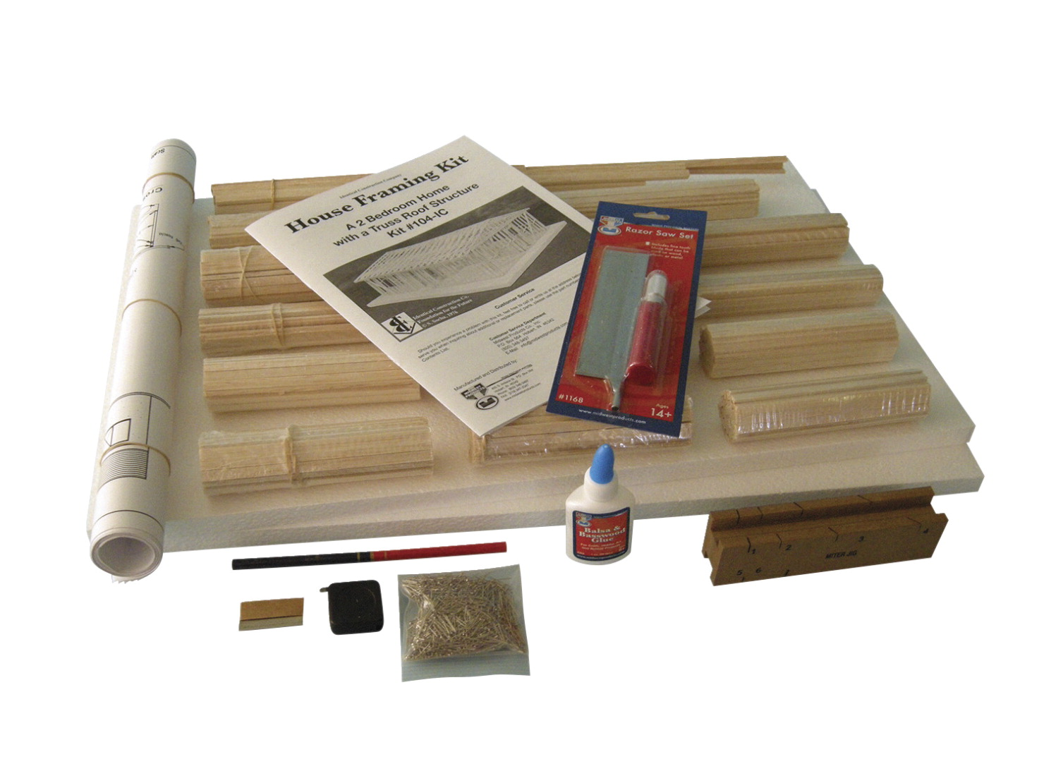 House Framing Kit - SCHOOL SPECIALTY CANADA