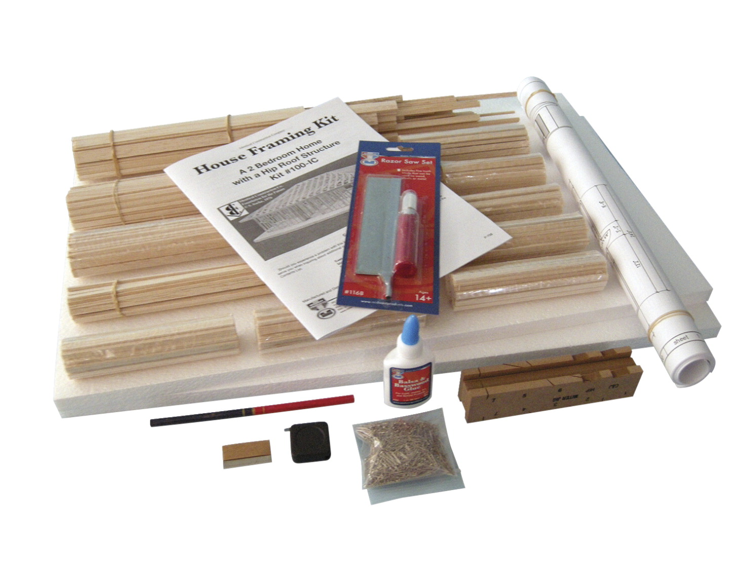 House Framing Kit - SCHOOL SPECIALTY MARKETPLACE