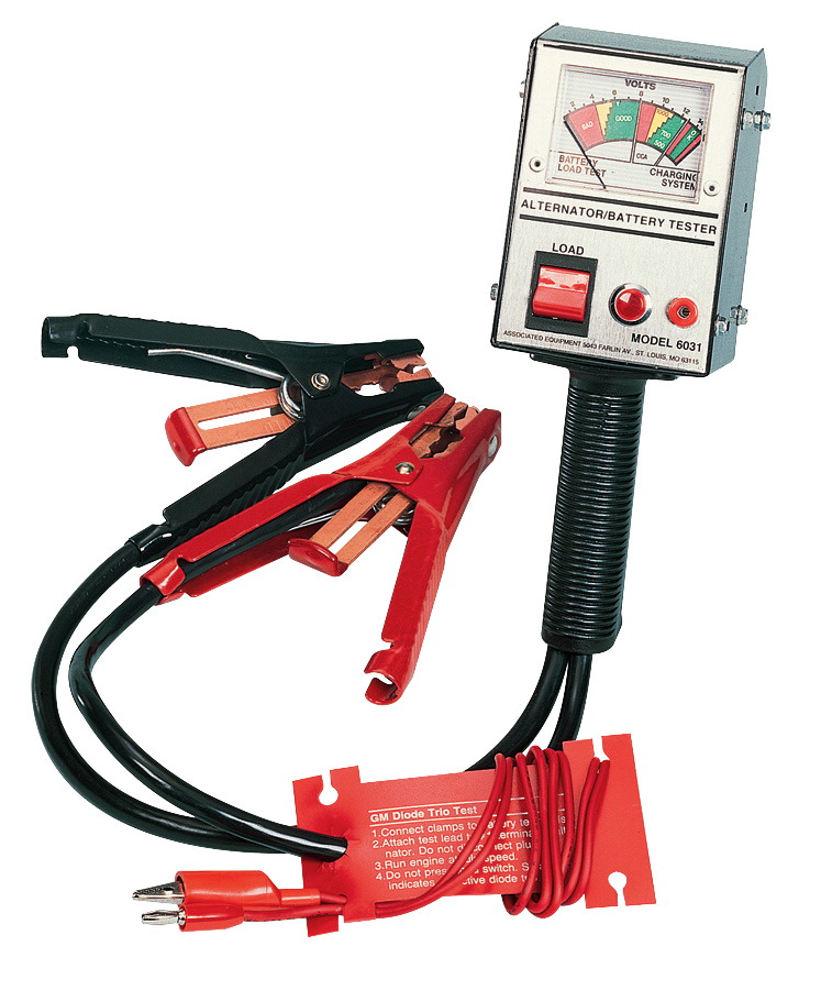 Associated Battery Tester : Alternator battery load tester school specialty marketplace