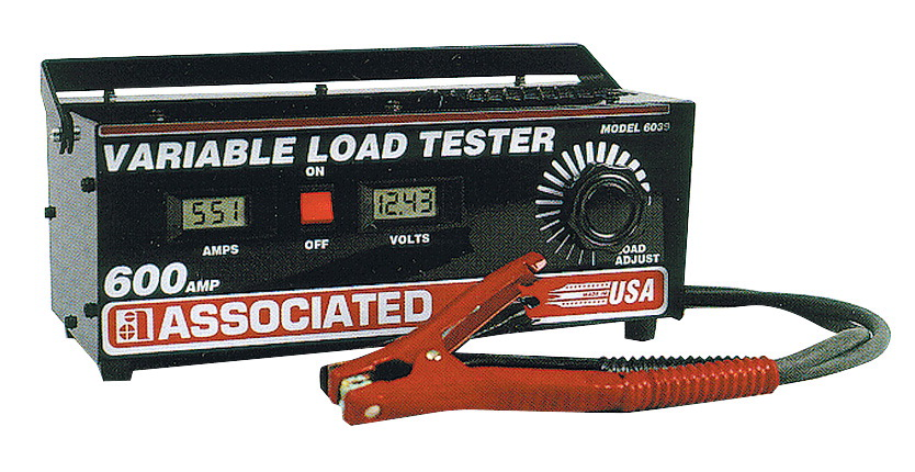 Battery load tester school specialty marketplace - Pile 12 volt ...