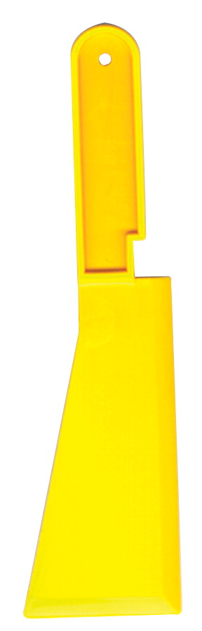 Blair Putty Paddle, 12 in, Polyethylene