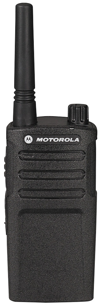 Motorola RMU2040 Two-Way UHF 2 W 4-Channel Radio for Business with 250000 sq ft Range