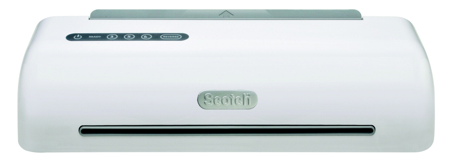 Scotch Pro Thermal Laminator, 4 Rollers, 13 Inches Max Width, 6 mm Pouches