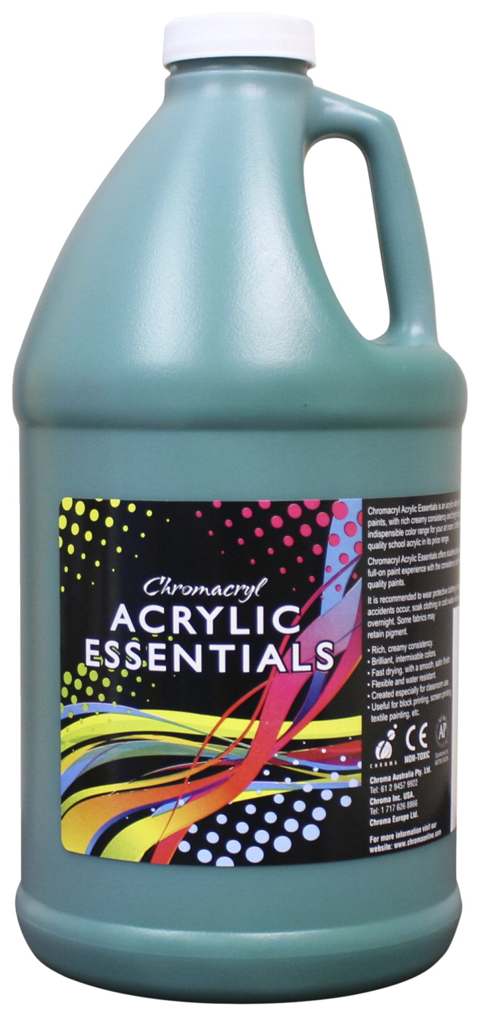 Acrylic essential school specialty marketplace for Chroma acrylic mural paint review