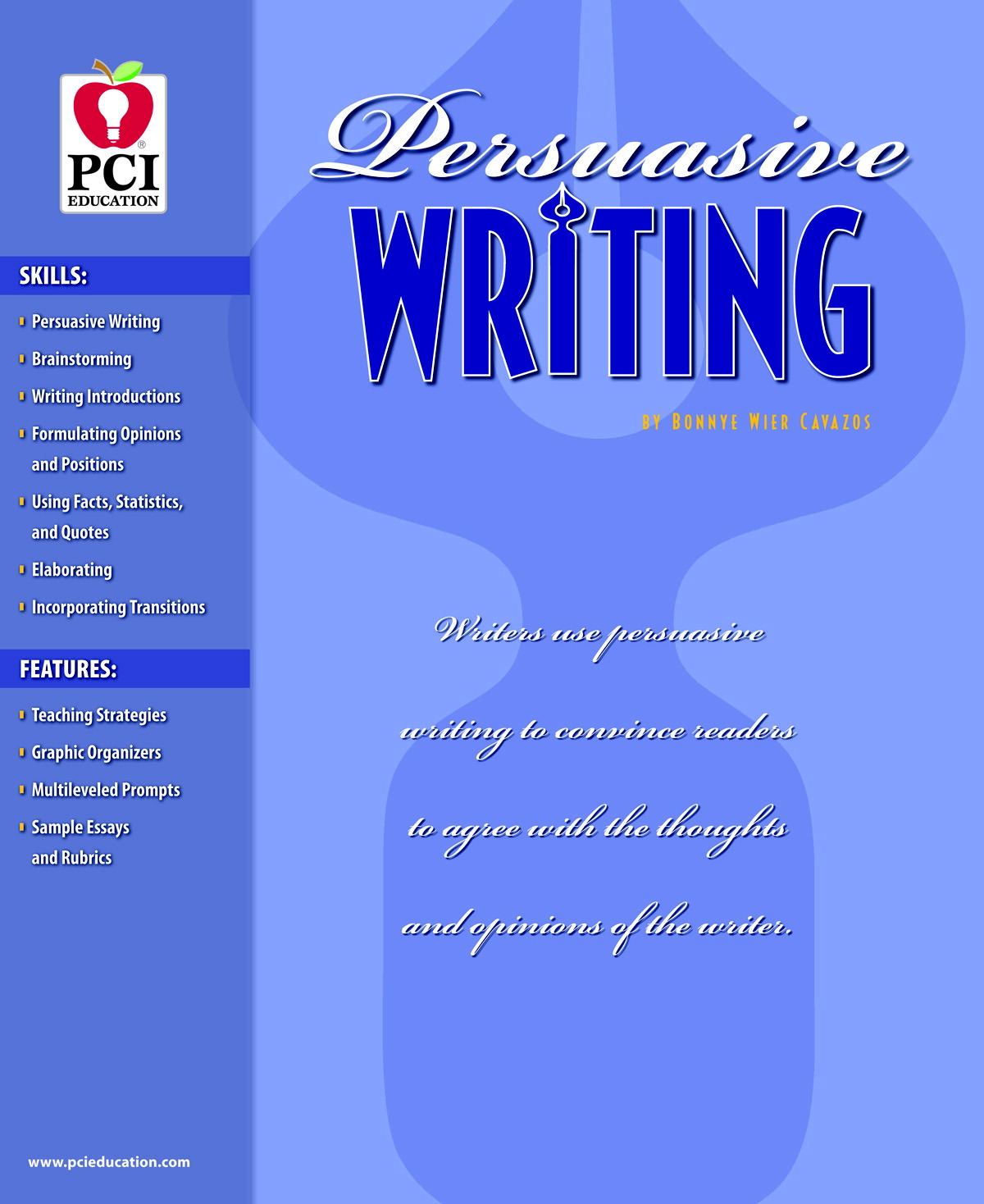 persuasive writing interactive