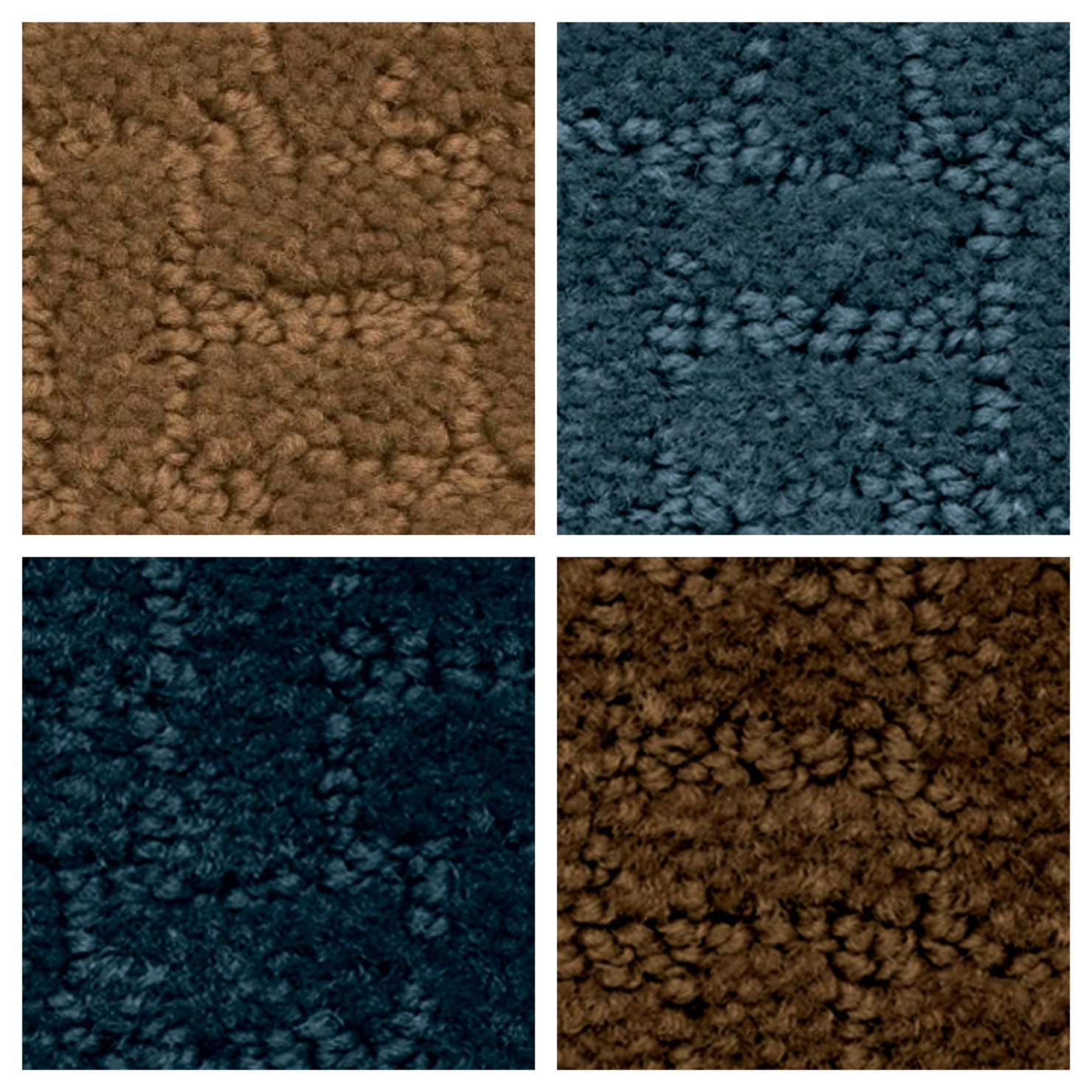 Carpets for Kids SoftTouch Texture Blocks Carpet, 8 Feet 4 Inches x 12 Feet, Rectangle, Various Options