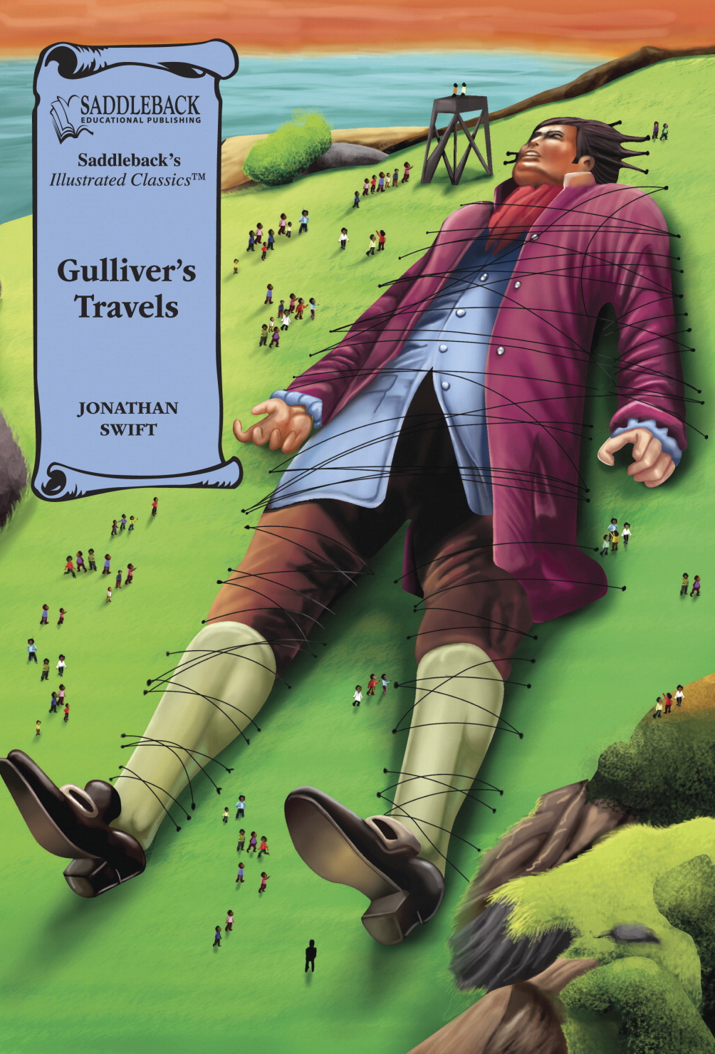 gulliver travels as a satire - the satire of gulliver's travels during the eighteenth century there was an incredible upheaval of commercialization in london, england as a result, english society underwent significant, changes in attitude and thought, in an attempt to obtain the dignity and splendor of royalty and the upper class.