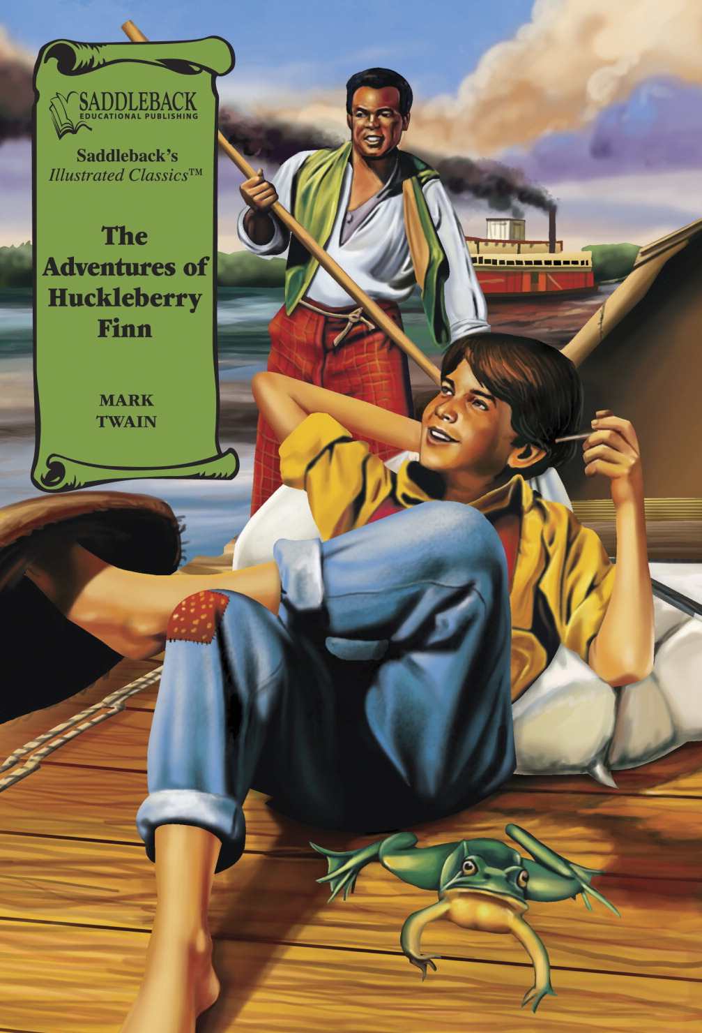 the development of the character of huck finn in mark twains the adventures of huckleberry finn In the adventures of huckleberry finn by mark twain, the characters develop and change as the progession of the story climbs toward an end this is true for all books and stories because this development is what creates an enertaining adventure this classic novel tells the jouney of a young boy.