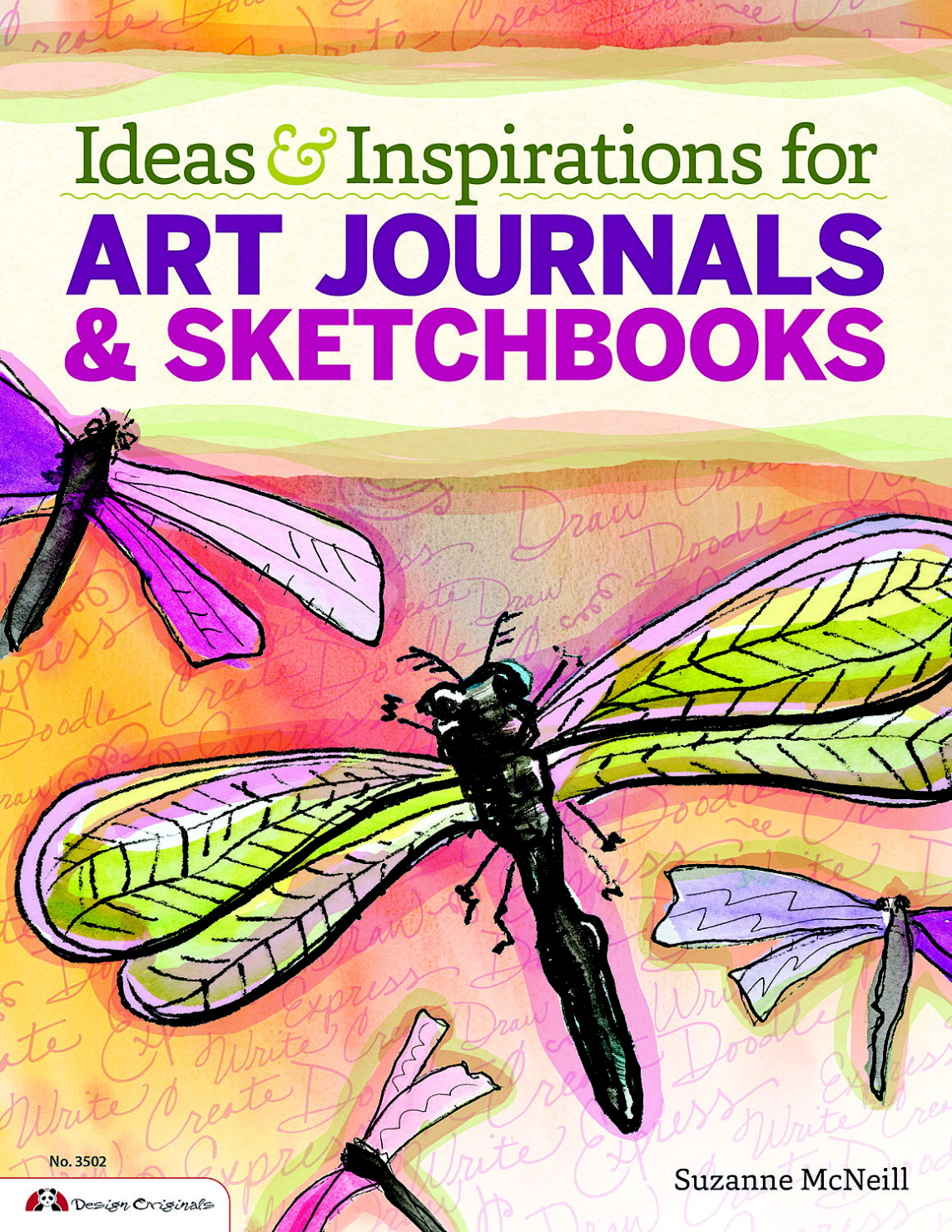 Design Originals Ideas and Inspirations for Art Journals Book