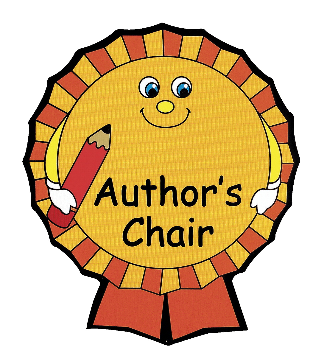 Childcraft Authors Chair Seat Pocket, for Use with Chair up to 16 in W