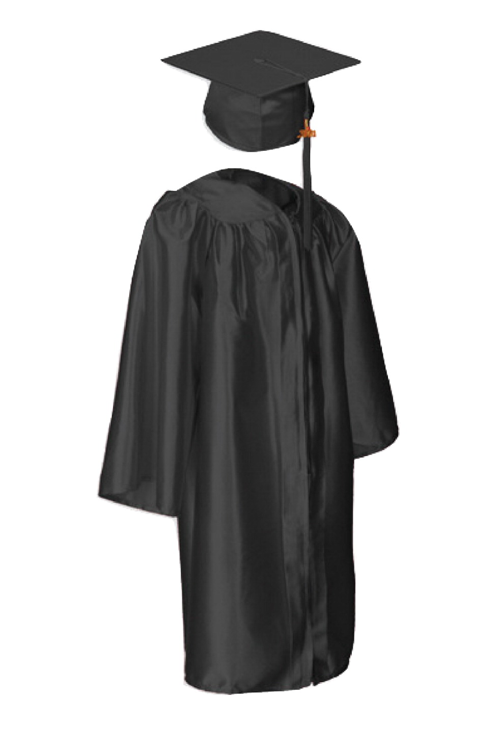 School Specialty Gown, Youth, Polyester