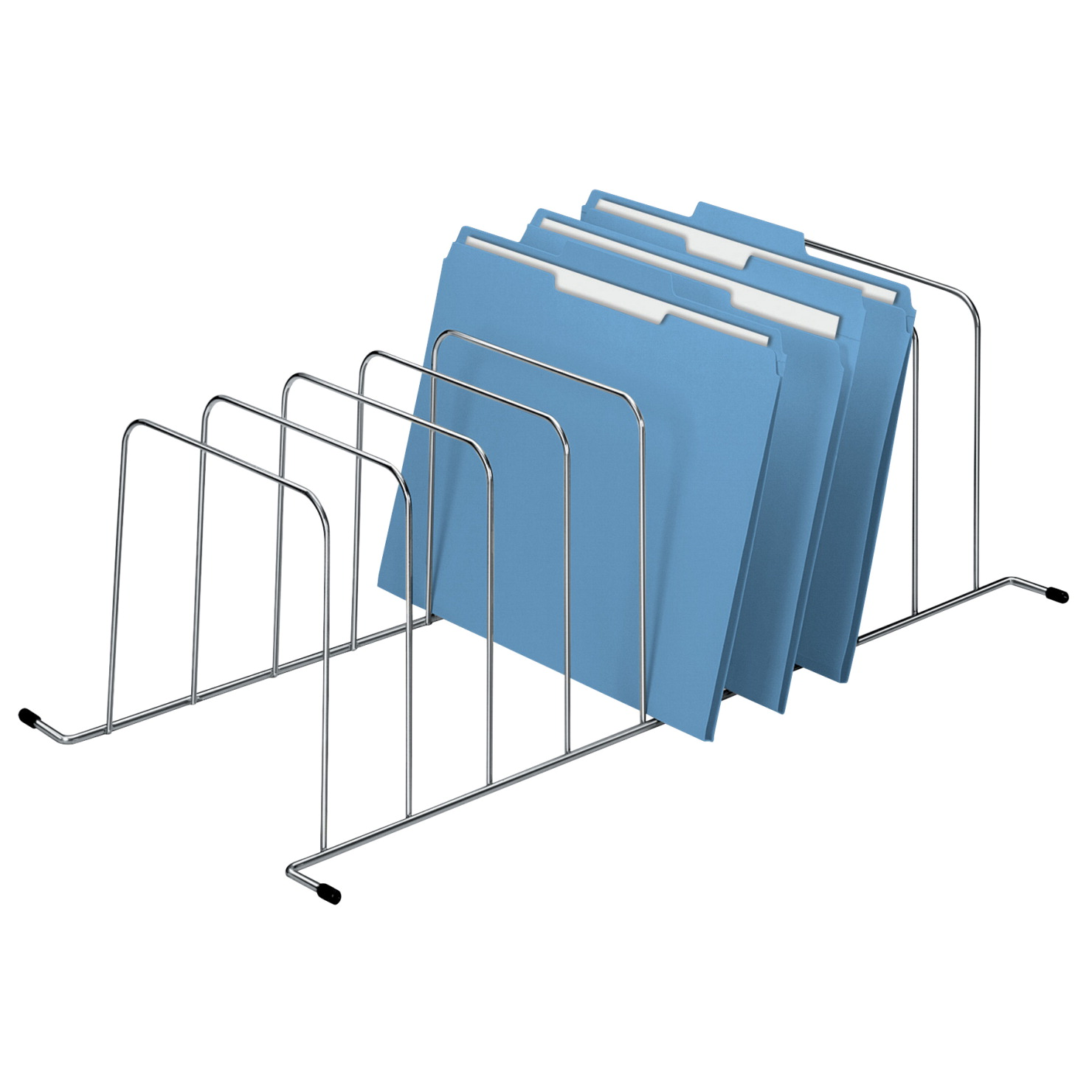 Fel Vertical File Organizer For Desktop Or Drawers 11 1 2 X 23