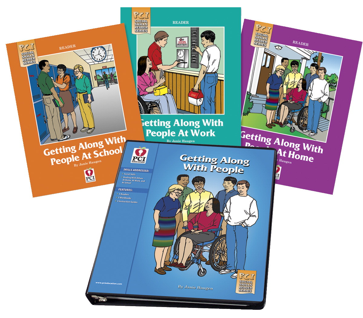 Binder Set - SCHOOL SPECIALTY CANADA