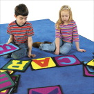 Pattern Rugs and Shapes Rugs Supplies, Item Number 1456685