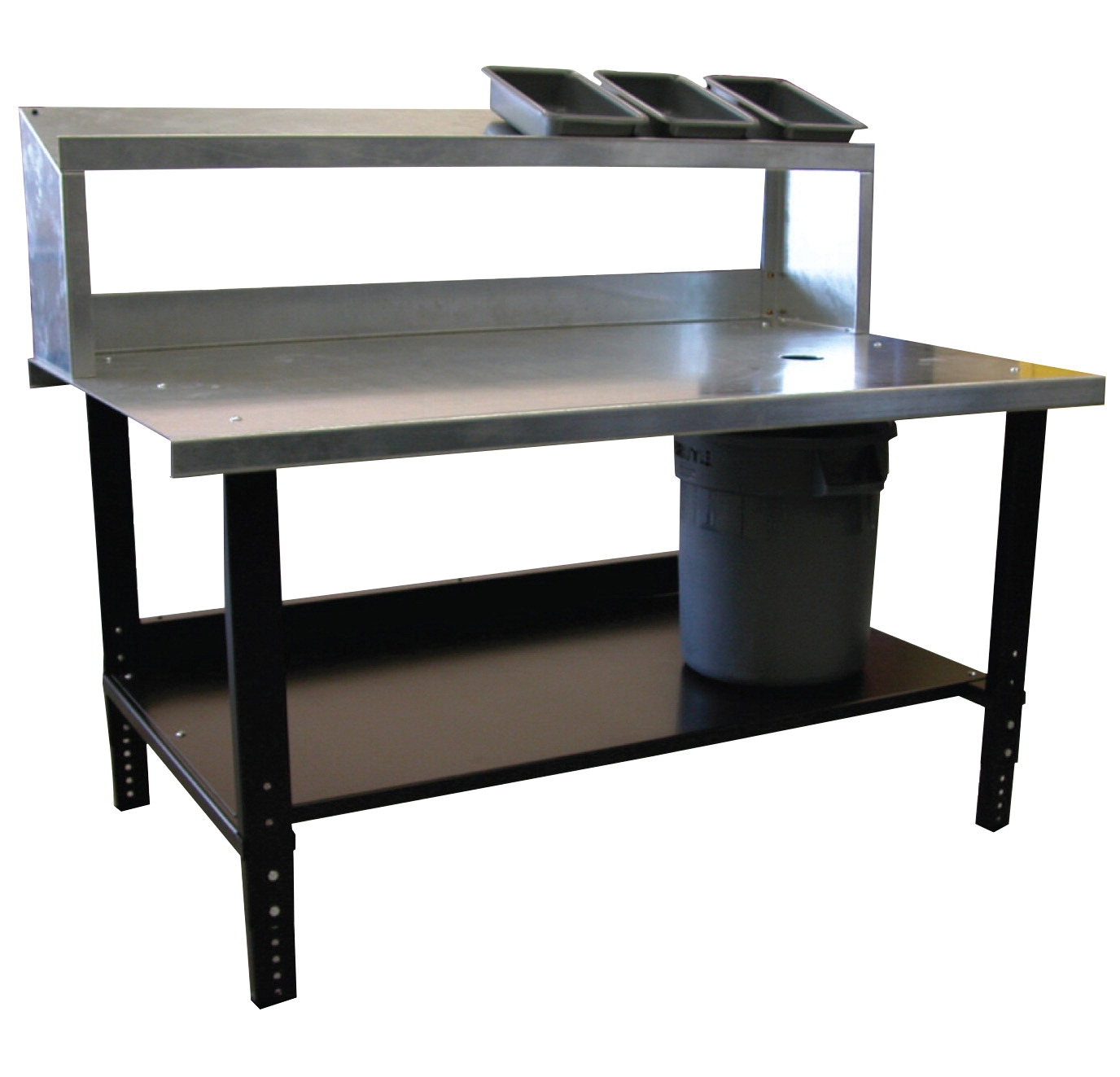 Fantastic Greene Potting Work Bench 60 X 30 X 27 To 38 Inches Various Options Pabps2019 Chair Design Images Pabps2019Com