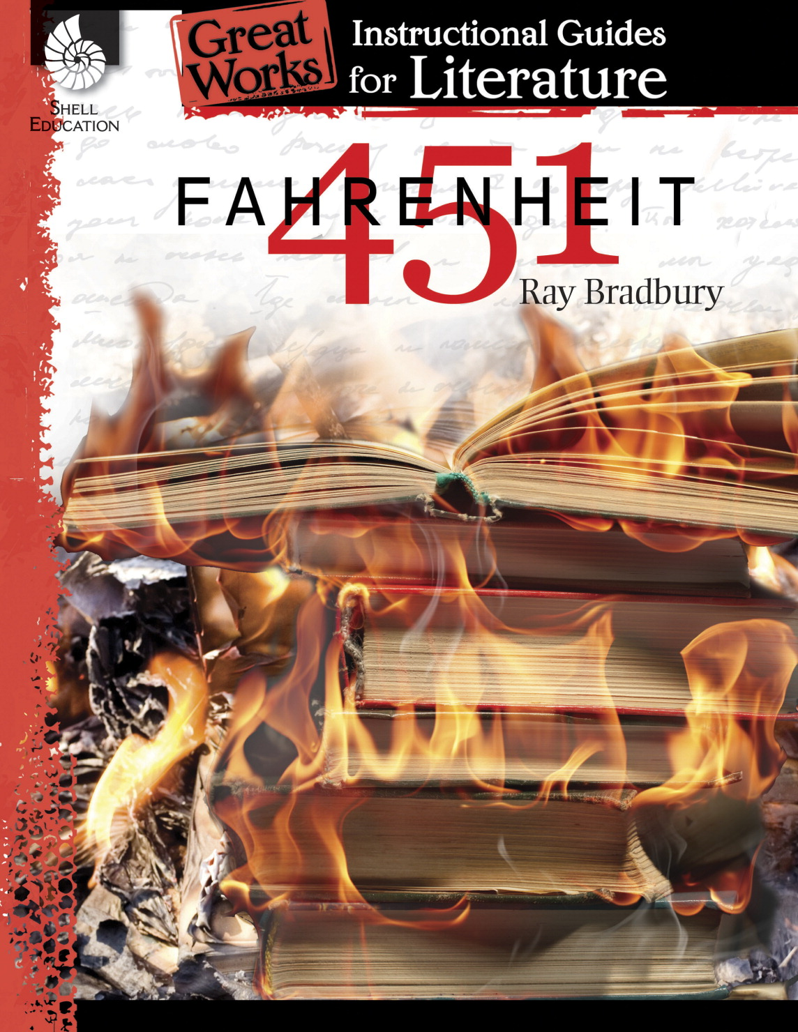 farenheit 451 major works Fahrenheit 451 allusions poster in fahrenheit 451, bradbury alludes (makes allusions to) many different writers and thinkers in describing the travelers on pages 151-153, he specifically mentions a variety of writers whose works are memorized by the travelers.